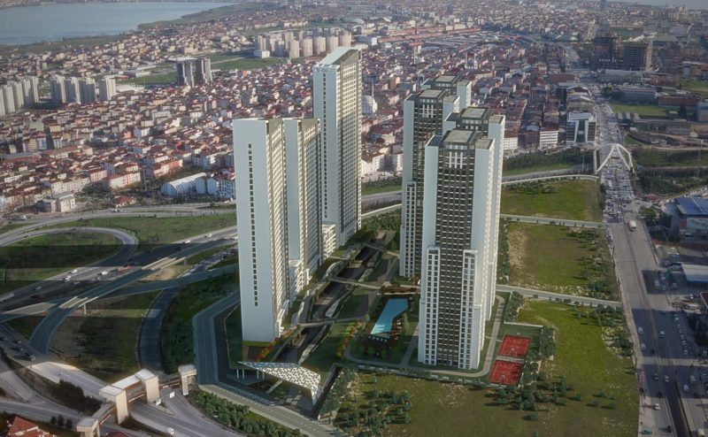 Lake & Sea View Affordable Flats In Istanbul