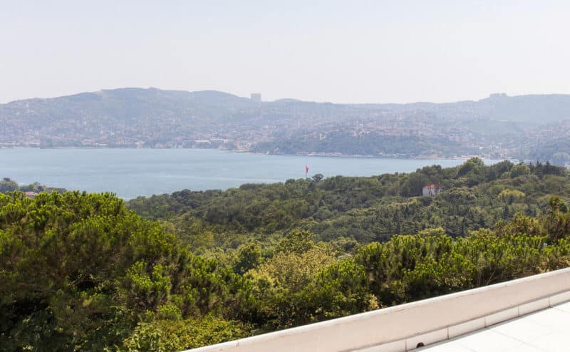 Luxurious Villa Overlooking Bosphorus Istanbul