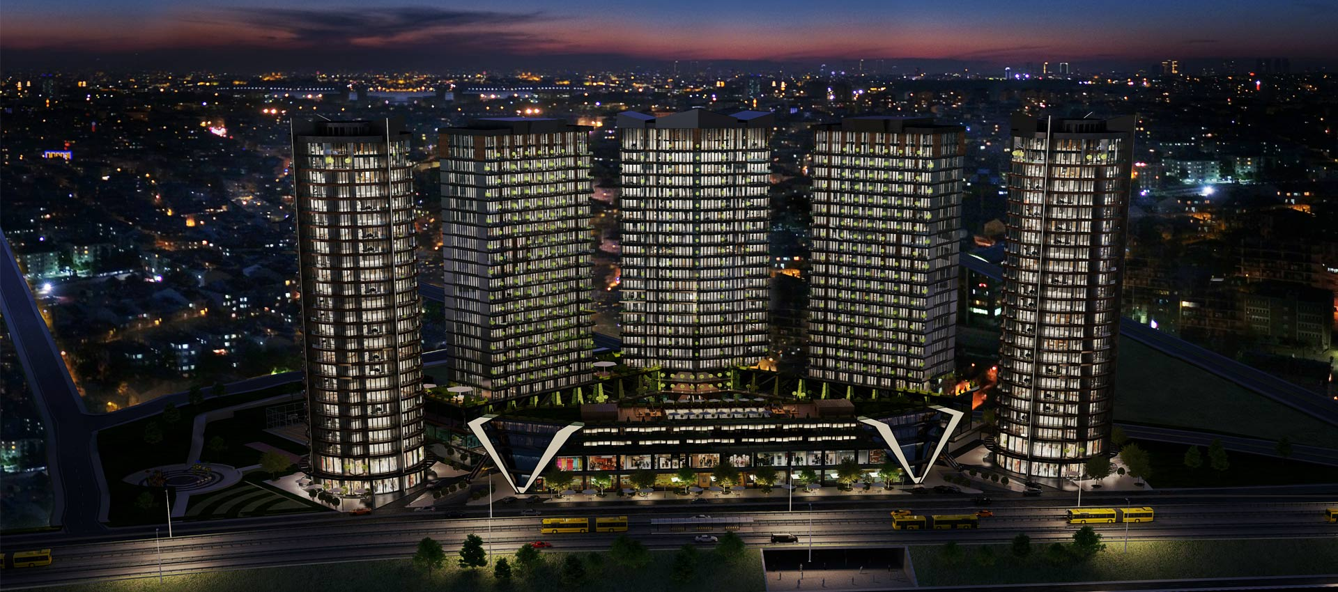 Unique Location Apartments in Asian Side