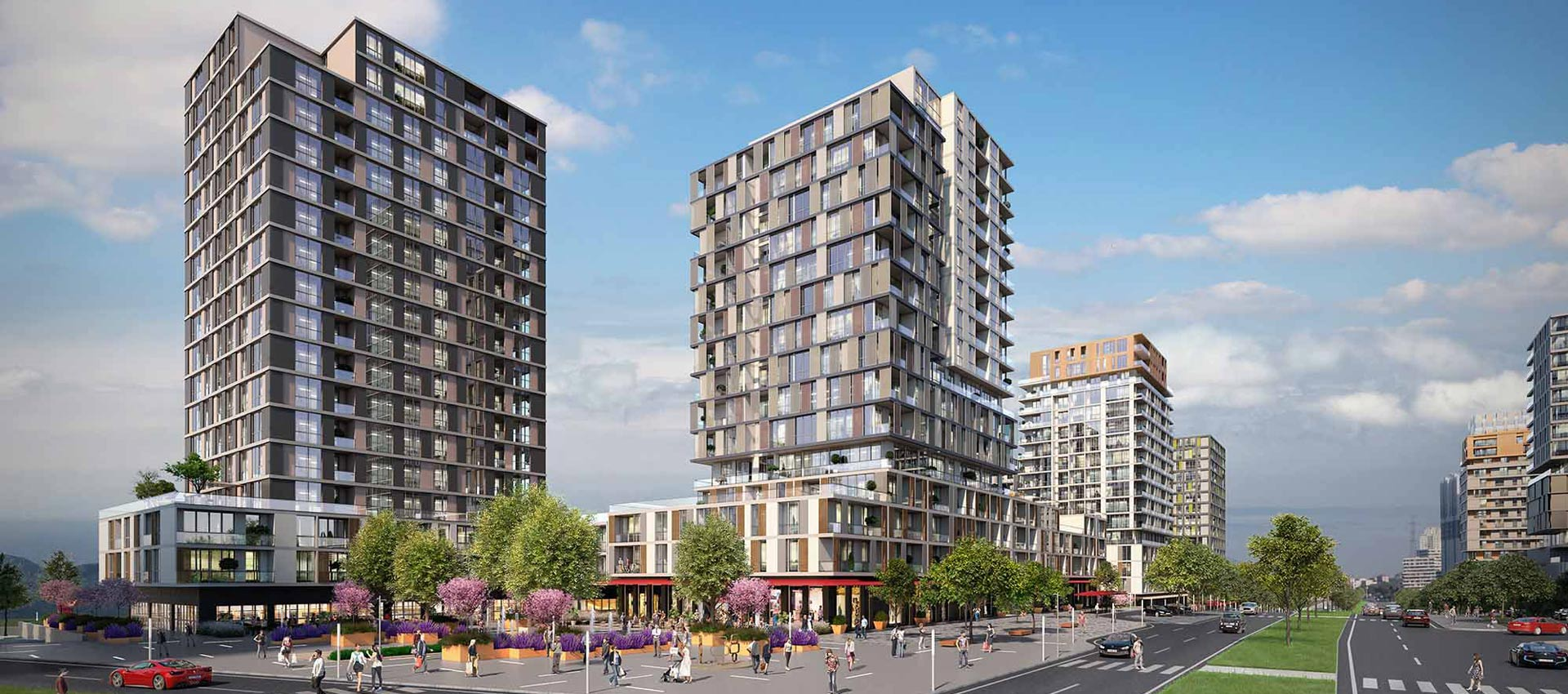 Good Price and Location Apartments in Istanbul