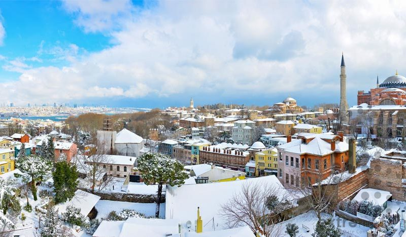 Winter is here should you think buy your home now?