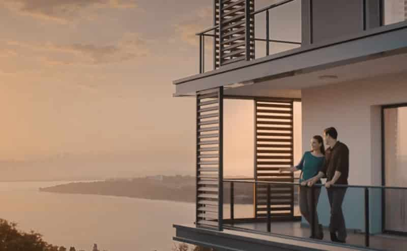 Lake View Ready To Move Apartments Istanbul