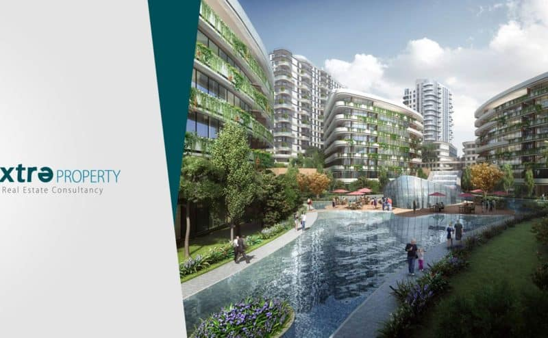A Green Valley Residential Project in Istanbul