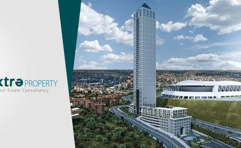 Residential project in Istanbul