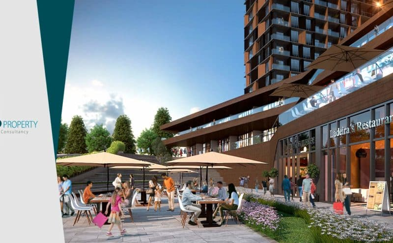 Unique Apartments in Istanbul for Investments
