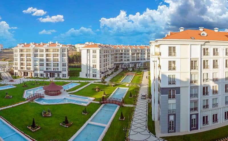Live the luxury with real estate investment in Istanbul